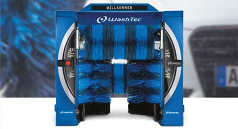 Обзор новой серии автомоечного оборудования WashTec