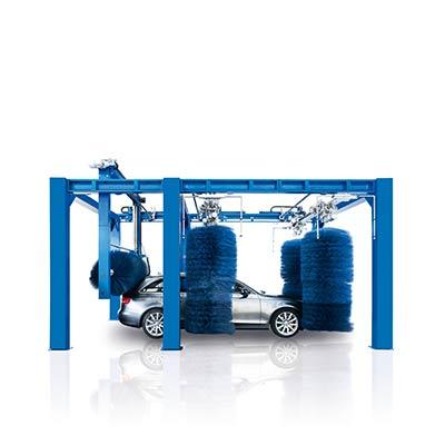 SoftLine² Vario сделает Ваш автомоечный бизнес необычно гибким. Вам нужна компактная туннельная мойка с конвейером от 14 метров в базовой комплектации, или 40-метровый моечный конвейер с широчайшими возможностями?